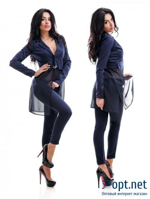 Пиджаки женские оптом